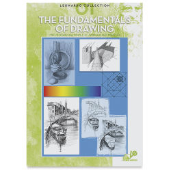 Leonardo Collection The Fundamentals of Drawing Vol 1 book cover