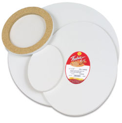 "Fredrix Oval 5/8"" Profile Cotton Canvas"