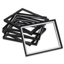 Blick Super Value Floater Frames - 11'' x 14'', pkg of 7