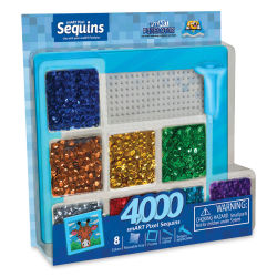 Flycatcher Pixelator Machine Refill - Sequin Set A, 4000 pieces