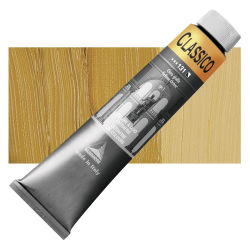 Maimeri Classico Oil Color - Yellow Ochre, 200 ml tube