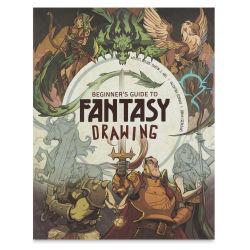 Beginner's Guide to Fantasy Drawing- Cover