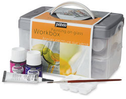 Pebeo Vitrea 160, Workbox Gift Set