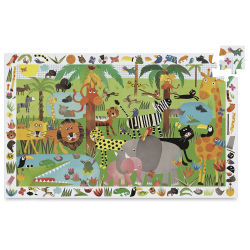 Djeco Observation Puzzle - Jungle