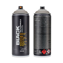 Montana Black Spray Paint - Lambrate, 400 ml can