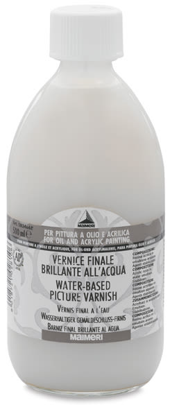 Water-Based Picture Varnish, Regular
