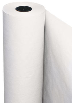 Pacon White Utility Paper Roll