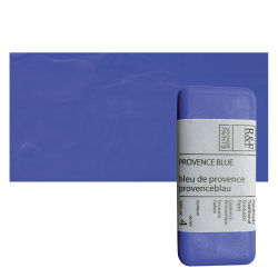 R&F Encaustic Paint Block - Provence Blue, 104 ml, Block