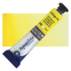 Daler-Rowney Aquafine Watercolors and Sets - Gamboge Hue, 8 ml, Tube