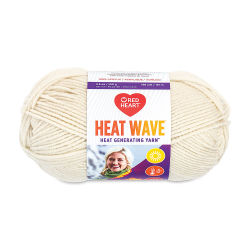 Red Heart Heat Wave Yarn - Sandy Shores