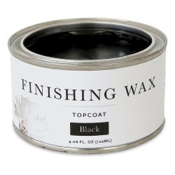 Jolie Finishing Wax - Black, 120 ml