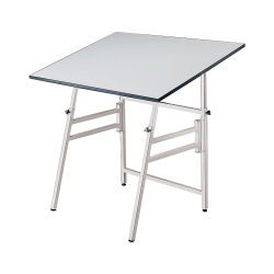 Alvin Professional Table - White