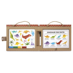 Melissa & Doug Play, Draw, Create Reusable Drawing & Magnet Kits