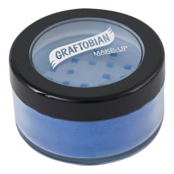 Graftobian Large Luster Powder - Blue Jazz