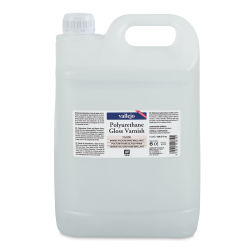 Vallejo Polyurethane Varnish - Gloss, 5 Liter