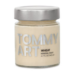 Tommy Art Mineral Paint - Wheat, 140 ml