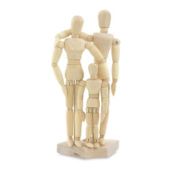 Family Manikin Set, Set of 3
