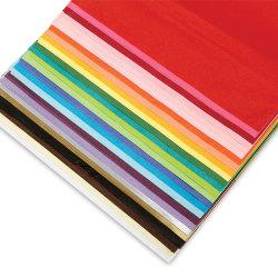 Darice Tissue Paper - Multicolor, 100 Sheets, 20'' x 26''