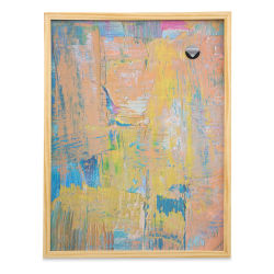 Blick Wood Gallery Frame - Natural, 18'' x 24''