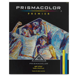 Prismacolor Art Stix - Assorted Colors,  Set of 48