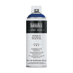 Liquitex Professional Spray Paint - Prussian Blue Hue, 400 ml can