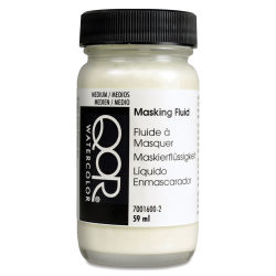 Qor Watercolor - Masking Fluid, 59 ml (2 oz)