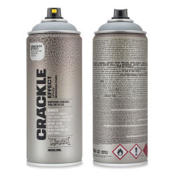 Montana Crackle Effect Spray - Squirrel Grey, 11 oz