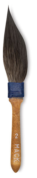 Sword Striping Brush, Size 2