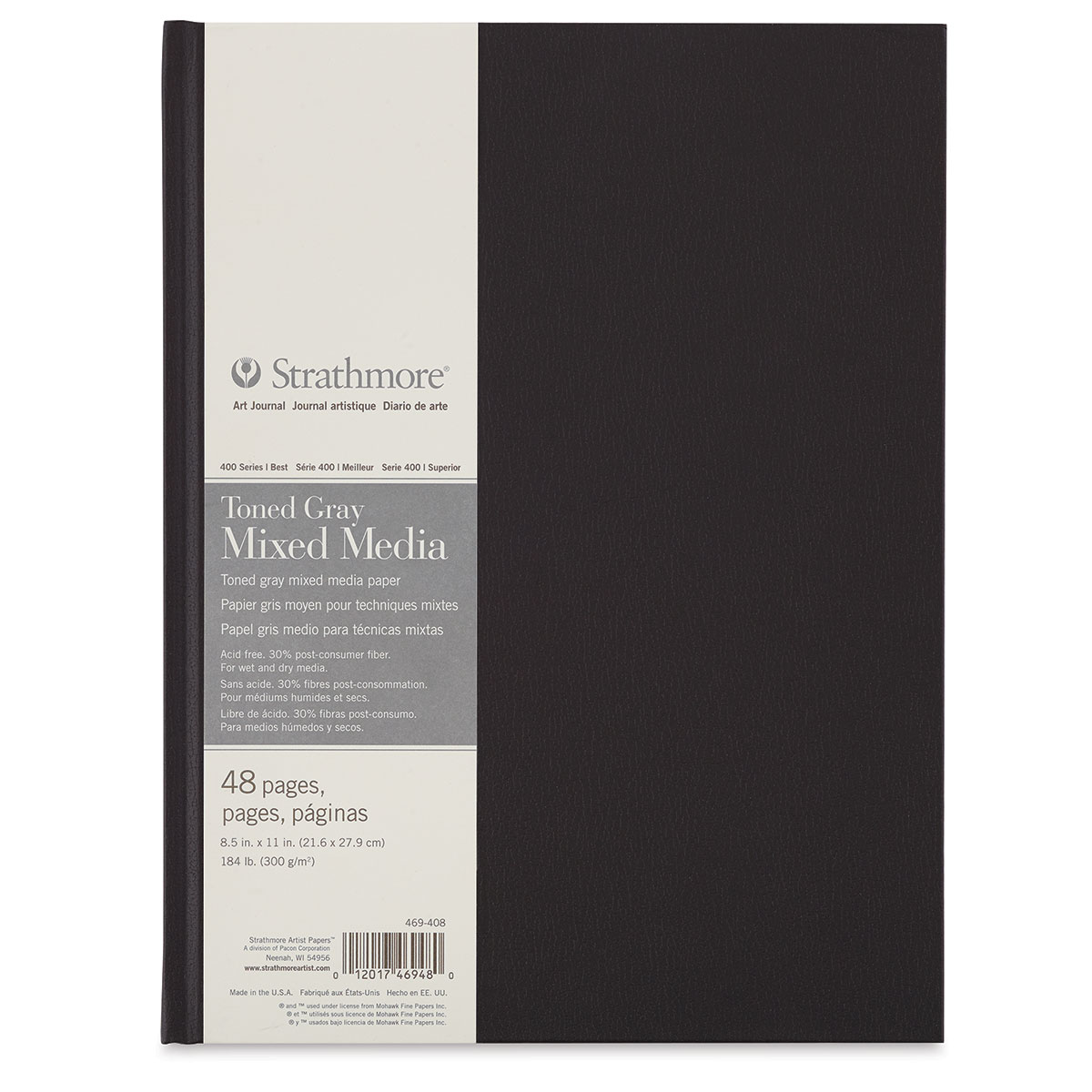 Strathmore 300 Series Mixed Media Sketch Pads 5-1//2 x 8-1//2/""