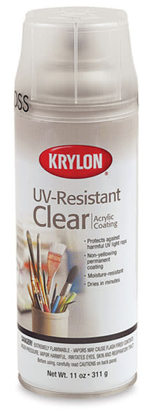 #1305 UV-Resistant Clear