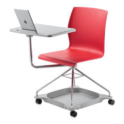 National Public Seating CoGo Chair - Red
