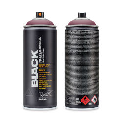 Montana Black Spray Paint - Amethyst, 400 ml can