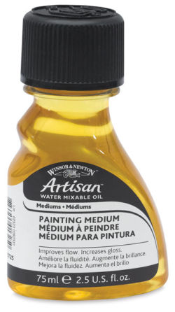 Winsor & Newton Artisan Water Mixable Oil Painting Medium - 75 ml bottle