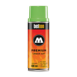 Molotow Belton Spray Paint - 400 ml Can, Wasabi