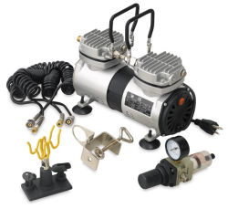 Heavy-Duty Airbrush Compressor