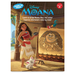 Learn to Draw Disney: Moana - Paperback