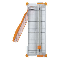 Fiskars SureCut Portable Paper Trimmer - 12''