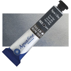 Daler-Rowney Aquafine Watercolors and Sets - Paynes Grey, 8 ml, Tube