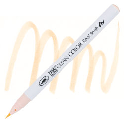 22197 Zig Clean Color Real Brush Pen - Medium Beige
