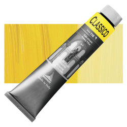 Maimeri Classico Oil Color - Primary Yellow, 200 ml tube