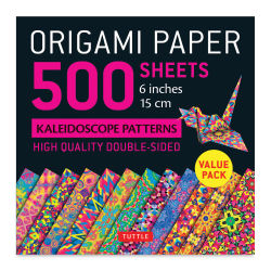 Tuttle Origami Pack Kaleidoscope Patterns