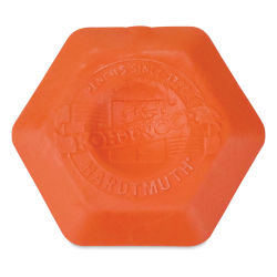 "Koh-I-Noor Hexagon Thermoplastic Eraser - Single Eraser, 1-1/2"" (color may vary)"