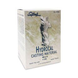 Sculpture House Hydrocal - 4 lb, White