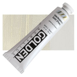 Golden Heavy Body Artist Acrylics - Interference Gold (Fine), 2 oz Tube