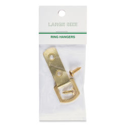 D-Ring Hanger - Large, 2 Holes, Pkg of 1