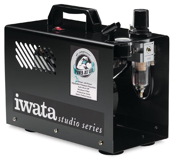 Iwata Power Jet Lite Studio Compressor