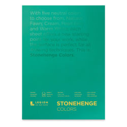 Legion Stonehenge Multi Pad - 5'' x 7'', 15 Sheets