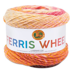 Lion Brand Ferris Wheel Yarn - Cherry On Top