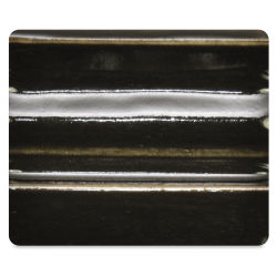 Spectrum Stoneware Glaze - Black, Pint