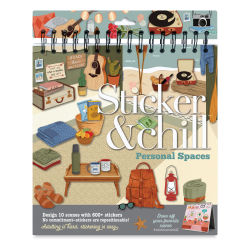 Ann Williams Sticker & Chill Kit - Personal Spaces